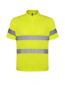POLO FLUO mixte